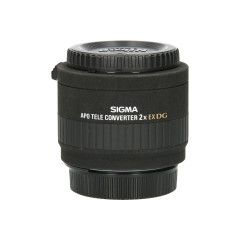 Tweedehands Sigma Converter 2.0x EX DG HSM APO Nikon-AFD Sn.:CM9614