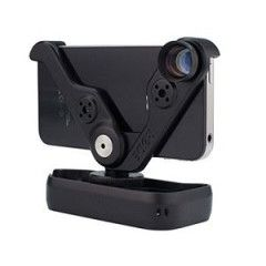Rode Grip+ Multi-purpose mount & lens kit voor iPhone 5/5S