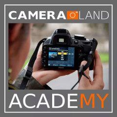 Academy Snelcursus Camera-instellingen - 1 avond - 24 oktober 2018