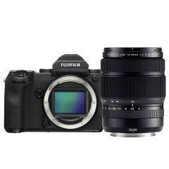 Fujifilm GFX 50S + GF 32-64mm