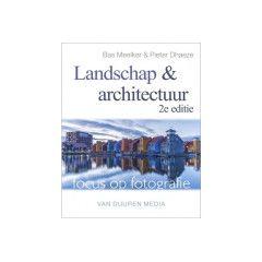 Boek Landschap en architectuur 2e editie