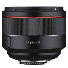 Samyang 85mm f/1.4 AF Nikon F