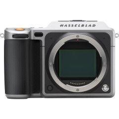 Hasselblad X1D-50c Body Zilver