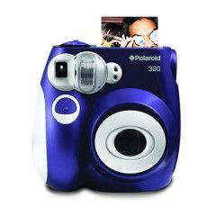 Polaroid 300 Instant camera - paars