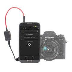 Triggertrap Smartphone afstandsbediening - met  R9 Fuji kabel
