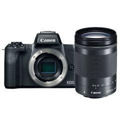 Canon EOS M50 Zwart + 18-150mm IS STM