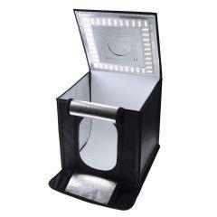 Caruba Portable Photocube LED 60x60x60CM
