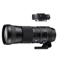 Sigma 150-600mm f/5.0-6.3 DG OS HSM Contemporary Canon + TC-1401