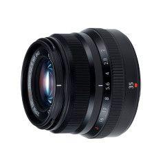 Fujifilm XF 35mm f/2.0 WR - Zwart