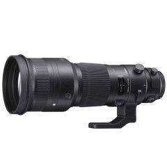 Sigma 500mm f/4.0 DG OS HSM Sport Canon