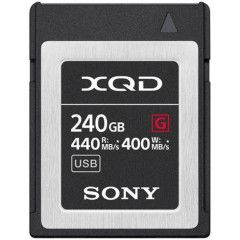 Sony XQD High Speed 240GB R440 W400