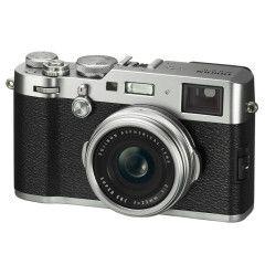 Fujifilm FinePix X100F Zilver