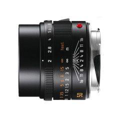 Leica APO-Summicron-M 50mm f/2.0 Asph - Zwart