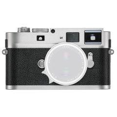 Leica M Monochrom Body Zilver Chrome