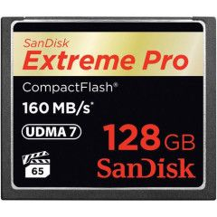 Sandisk CF 128GB Extreme Pro 160 MB/s
