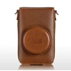 Leica Lederen Tas D-Lux 4 brown