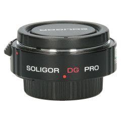 Tweedehands Soligor DG II Pro Teleconverter 1.4x voor Nikon AF Sn.:CM6939