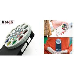 Holga DLFT-GS2 filtersysteem voor Samsung GALAXY SII