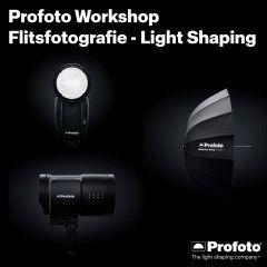 Profoto Workshop Flitsfotografie - Lightshaping