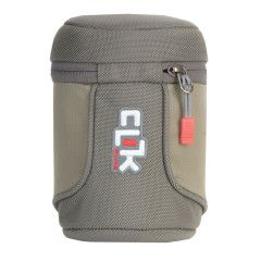 Clik Elite CE201GR Medium Lens Pouch grey