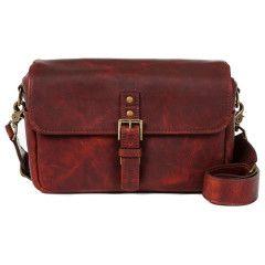 ONA The Bowery Bag Bordeaux