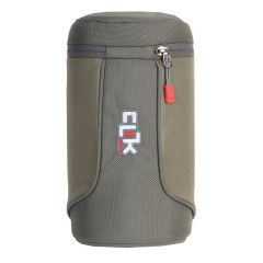 Clik Elite CE202GR Large Lens Pouch grey
