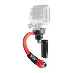Steadicam Curve voor GoPro - rood