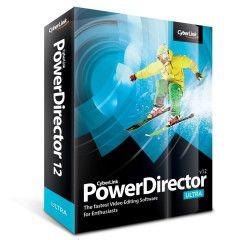 Cyberlink PowerDirector V12 ultra