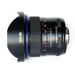 Laowa 12mm f/2.8 Zero-D Canon EF