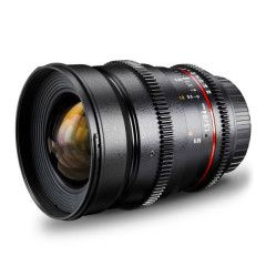 Samyang 24mm T1.5 ED AS IF UMC VDSLR II Canon M