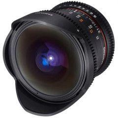 Samyang 12mm T3.1 Fisheye VDSLR Canon EF-S
