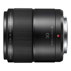 Panasonic Lumix G Macro 30mm f/2.8 ASPH Mega OIS - Zwart