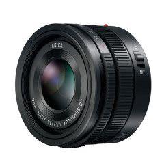 Panasonic Leica DG Summilux 15mm f/1.7 ASPH - Zwart