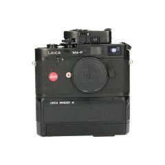 Tweedehands Leica M4-P Body + Winder en lichtmeter Sn.:CM9064
