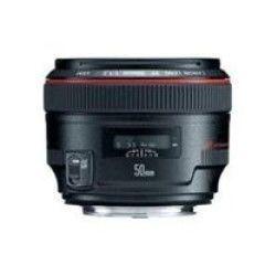 Canon EF 50mm /f1.2L USM