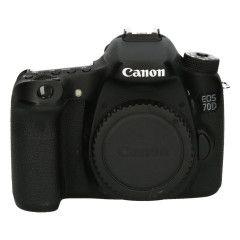 Tweedehands Canon EOS 70D - Body Sn.:CM4719