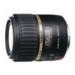 Tamron 60mm f/2.0 SP Di II Macro 1:1 Nikon