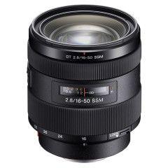 Sony 16-50mm f/2.8 Kitlens