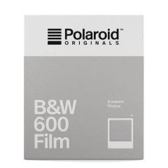 Polaroid Originals B&W instant film for 600