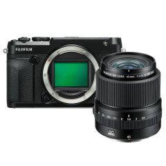 Fujifilm GFX 50R + GF 45mm