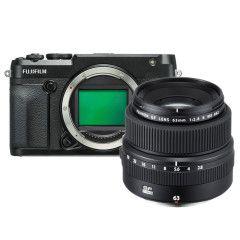 Fujifilm GFX 50R + GF 63mm