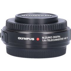 Tweedehands Olympus MC-14 Teleconverter 1.4x Sn.:CM1866
