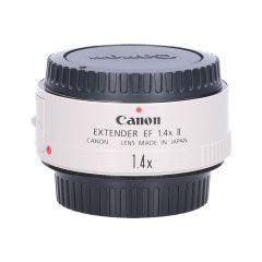 Tweedehands Canon EF 1.4x II Extender Sn.:CM2582