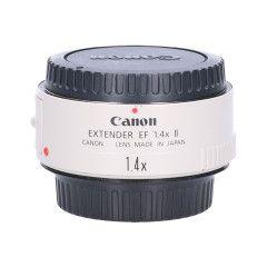 Tweedehands Canon EF 1.4x II Extender Sn.:CM2625