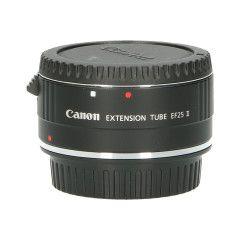Tweedehands Canon EF tube 25mm II Sn.:CM9822
