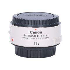Tweedehands Canon EF 1.4x II Extender Sn.:CM0776