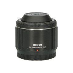 Tweedehands Fujifilm XF 2.0x TC WR teleconverter Sn.:CM0100