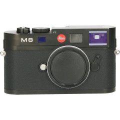 Tweedehands Leica M8 Zwart Sn.:CM3482