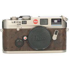 Tweedehands Leica M6 Titanium sn:CM4675