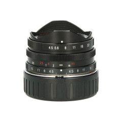 Tweedehands Voigtlander 15mm f/4.5 Super Wide Heliar (Leica M) Sn.:CM0376